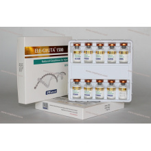 Gsh 1500 мг Глутатион для инъекций для отбеливания кожи