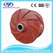 Hastelloy C Slurry Pump Impeller