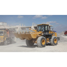 Wheel Loader 6m3 Bucket Batubara