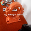 Konstruktionsteile Verschleißplatte Betonpumpe dn180