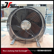 Plate and Bar Heat Exchanger , Hydraulic Oil Cooler With Fan
