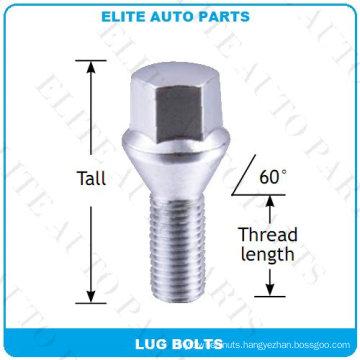 Wheel Lug Bolts for Car Wheel