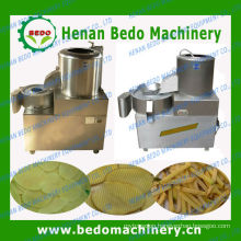 high quality stainless potato chips slicer machine & 008613938477262