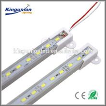 12v / 24v U-shape Alu LED Barre rigide Barre led en aluminium blanc