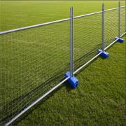 Construction Australia Galvanized Temporary Fence