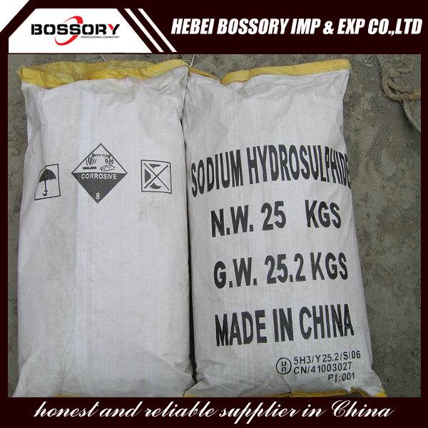 sodium hydrosulfide u