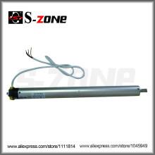 45mm Motor Tubular Silencioso Con Motor De Control Remoto Para Cortinas De Rodillo Motorizadas Cortinas De Obturador Eléctricas Eléctricas