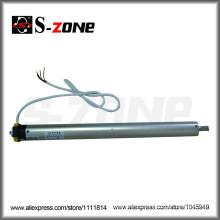 45mm Silent Tubular Motor With Remote Control Motor For Motorized Roller Blinds Electrical Rolling Shutter Blinds