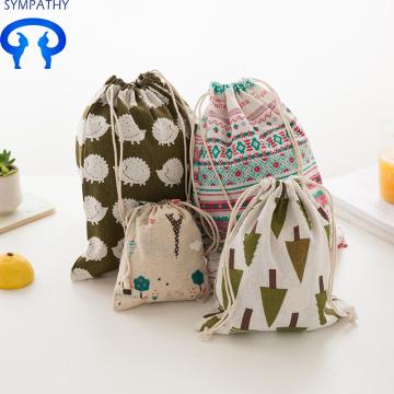 Custom drawstring bag pocket pouch pocket pouch pocket
