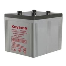 2V Storage Battery -2V1500ah para EPS & UPS System