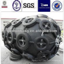 Dia 2.5mx4m Garde-boue pneumatique protecteur de cargaison sèche