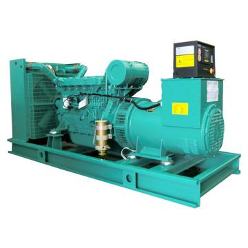 220В звукоизоляционные 240kw 300 ква дизель-генератор