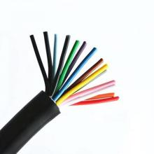 Hot New Products for Flexible Control Cables 1.5 mm PVC Wire Cable Electric Control Cable supply to United States Factories