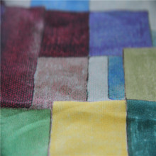 Digital Printing for Silk Mix Wool Fabrics with Heavy Weight