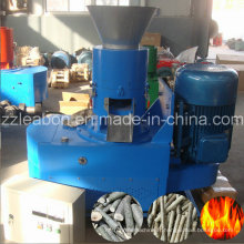 Mini Machine à fabriquer des pastilles à l'argile de riz / Pellet Press utilisée pour fabriquer des granulés de sciure