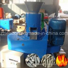 Мини-машина для производства гранул из лузги подсолнечника