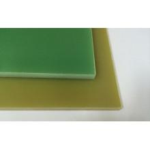 Epoxy Glasgewebe Laminierte Blätter G11 / Epgc203