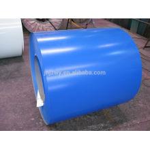 Type de bobine revêtue en aluminium pour toiture