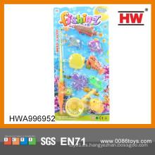 2015 nuevo producto de juguete de plástico para niños juego de pesca