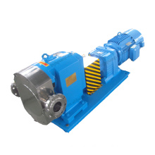 New Type Butterfly slurry rotor pump From China