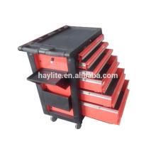 Cheap metal herramienta móvil caja herramienta carretilla para la venta