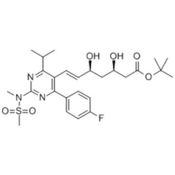 tert-Butyl rosuvastatin CAS 355806-00-7