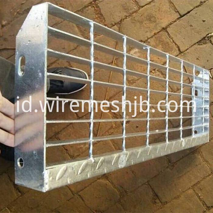 Stair Steel Grating