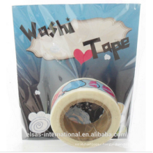 Custom Make Washi Tape,custom printed washi tape,waterproof washi tape