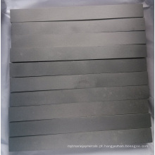 Tira 10X10X100mm do carboneto de tungstênio para a venda