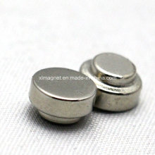 Hochpräzisions-T-Zylinder-Neodym-Magnet für Geräte