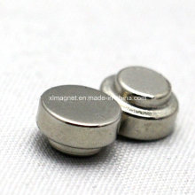 Aimant de néodyme à cylindre haute précision pour dispositifs
