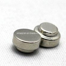 Ímã do Neodymium do cilindro da alta precisão T para dispositivos