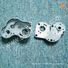 Fabricación de piezas de aluminio de fundición a presión.