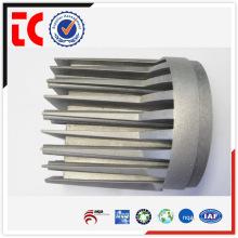 China OEM nach Maß runde Aluminium Heizkörper Druckguss