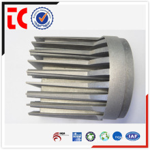 China OEM custom made round aluminium radiator die casting
