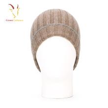 2016 alta qualidade Mens Cashmere de malha Beanie Hat
