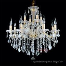 lamp chandelier, crystal glass prism chandelier lamp pendants