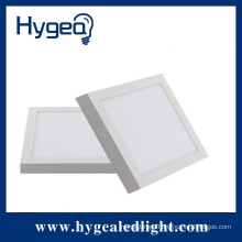 6W high power SMD2835 surface mounted led square panel light
