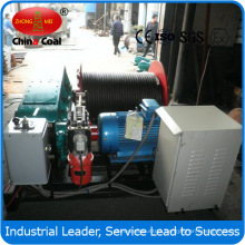 Jm10 10ton Electric Slow Speed Winch for Coal Mining