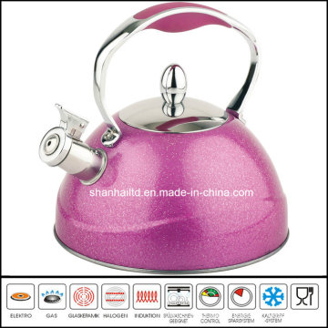 High Quality Color Whistle Kettle