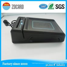 Factory Supply Magnetic Strip IC Card Reader Zd2003V Destop RFID Reader