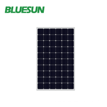 Bluesun high quality 5BB black export solar panel 280w 60cells solar modules with battery charging