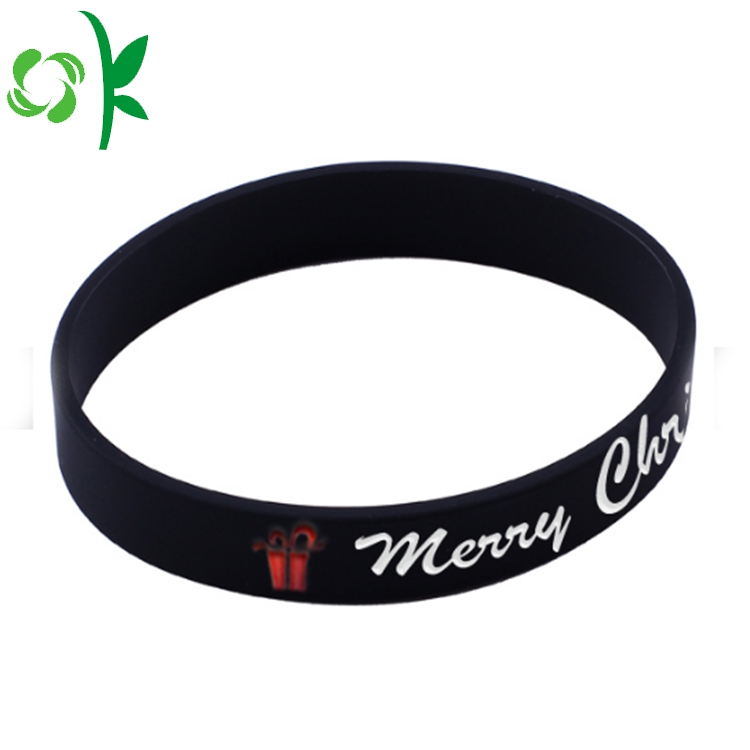 Elegant Silicone Energy Wristbands