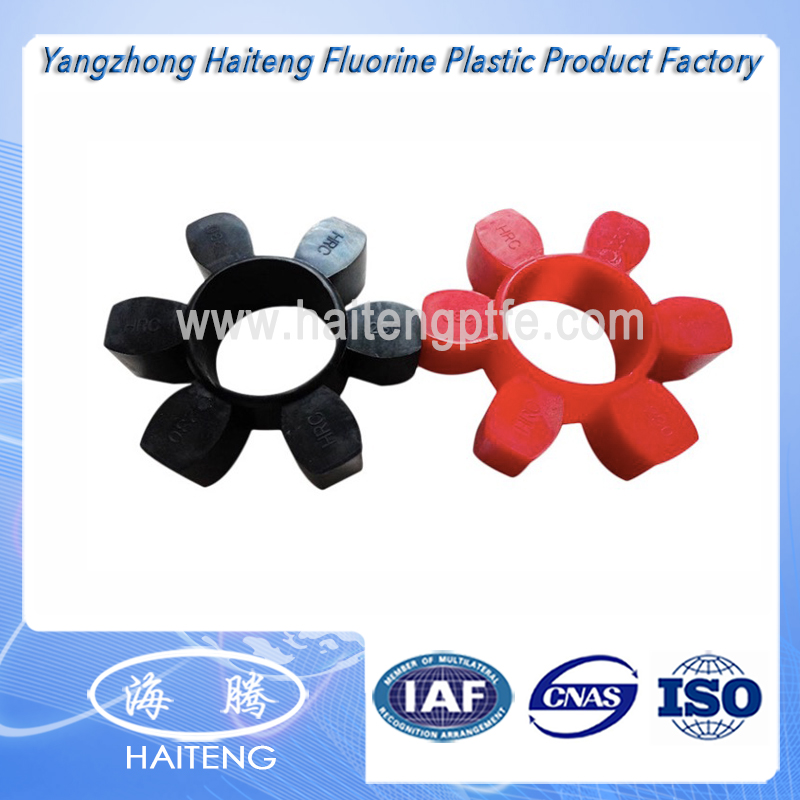 Black PU T Type Couplings