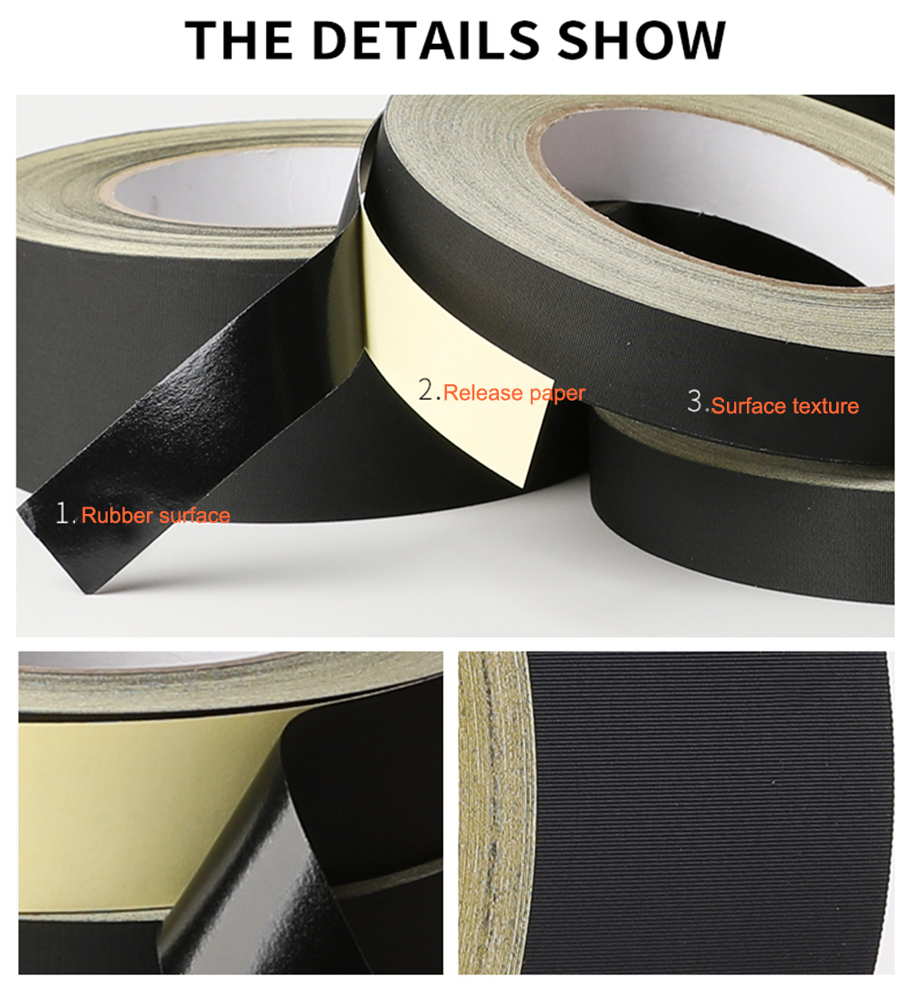 Acetate Cloth Tape 1