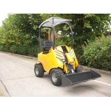0.15m3 / 0.2 Ton con cargador de ruedas pequeñas CE Hy200