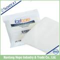 Отбеленный хлопок 19x9 белый абсорбент марля рулон 100 медицинский косыночные повязки для одноразового использования одноразовые хирургические