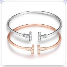 Moda jóias de prata pulseira 925 jóias de prata esterlina (SL0078)