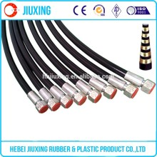 China manufacturer cheap oil resistant rubber hose hydraulic hose