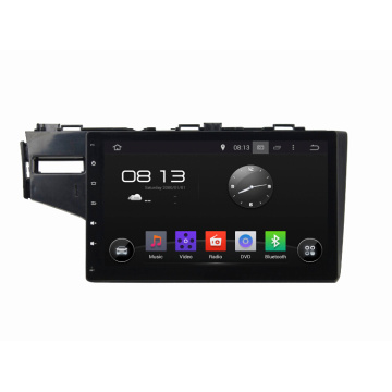 10.1 inch Deckless Android Car DVD For Honda FIT 2014-2015